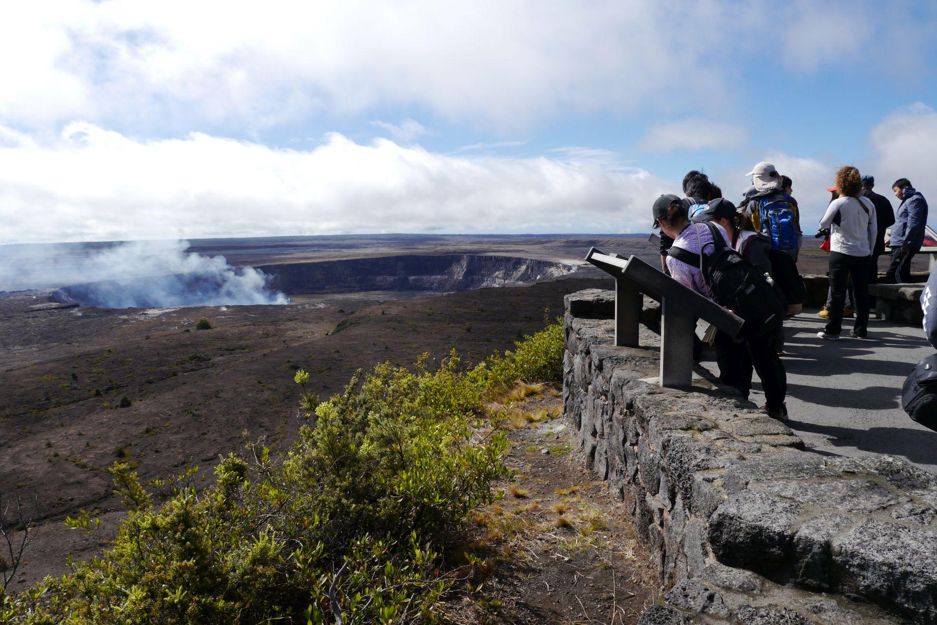 2017年3月1日から10日にかけて(10日間)、ハワイ諸島においてハワイ大学マノア校と連携した研修を行いました。 photo